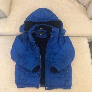 Calvin Klein puffer jacket coat
